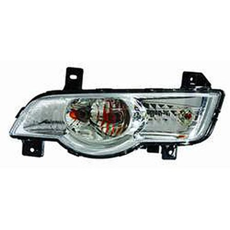 CPP GM2520194 CAPA Left Parklamp Assembly for 09-12 Chevy Traverse ()