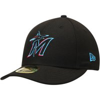 the best attitude f2c17 36076 Product Image Miami Marlins New Era 2019 Authentic Collection On-Field Low  Profile 59FIFTY Fitted Hat -