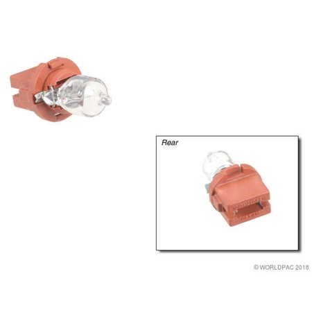 - Genuine W0133-1659993 Instrument Panel Light Bulb for Volvo Models