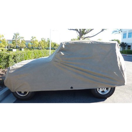 Jeep Car Cover - Formosa Covers 1976 - 2006 Jeep / Jeep Wrangler Cover