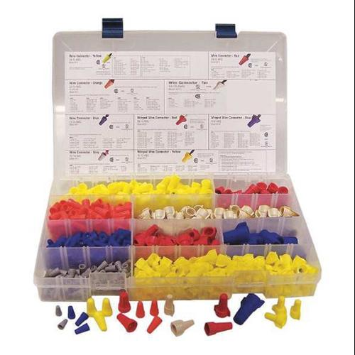 IDEAL 30-2091 Wire Connector Kit, 620 Pieces