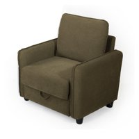 Lifestyle Solutions Sedona Living Room Collection: Chair, Taupe