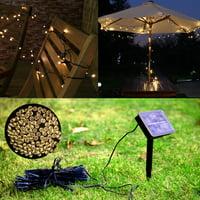Ktaxon Fairy Solar String Lights, LED Outdoor Waterproof Light for Garden, Patio, Wedding ,Backyard, Party