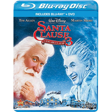 The Santa Clause 3: The Escape Clause (Blu-ray +
