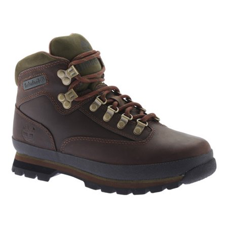 65c12199dd5 Timberland Euro Hiker Oiled Leather Brown Men's Hiking Boots 95100