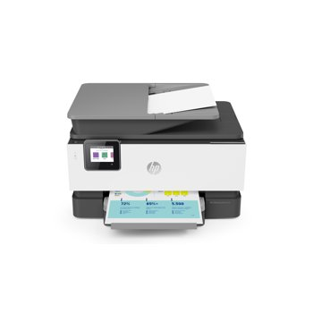 HP OfficeJet 9012 Wireless Color 4-in-1 Printer