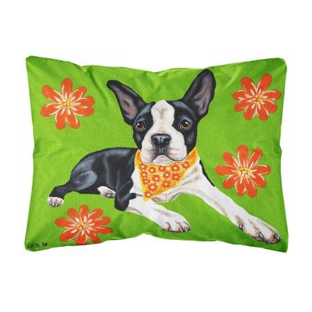 Cosmo Cutie Boston Terrier Fabric Decorative Pillow Walmart Amazing Boston Terrier Decorative Pillow