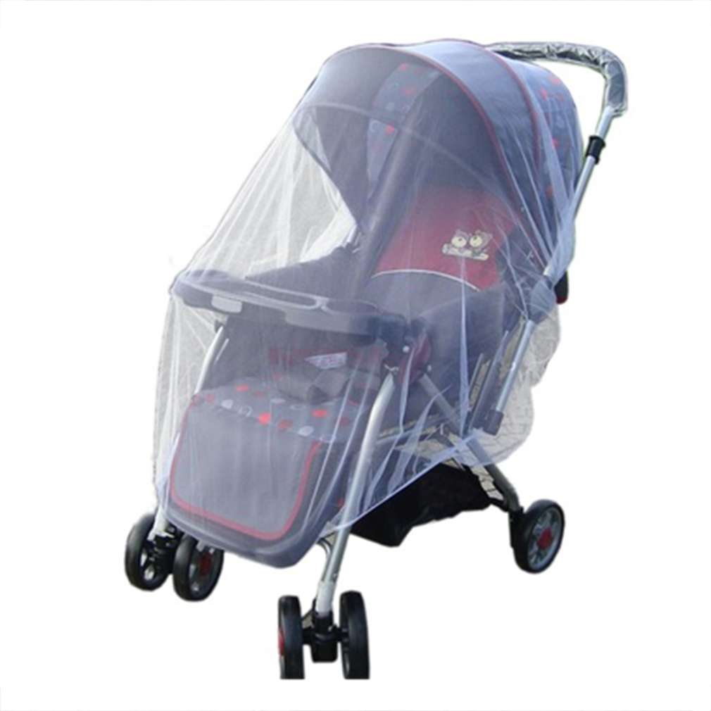 Infants Baby Stroller Pushchair Anti-Insect Mosquito Net Safe Mesh