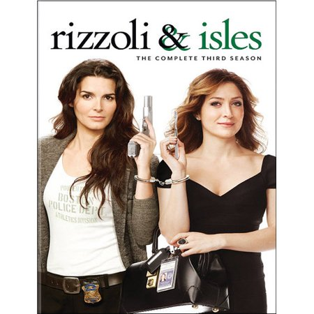 Rizzoli And Isles  The Complete Third Season