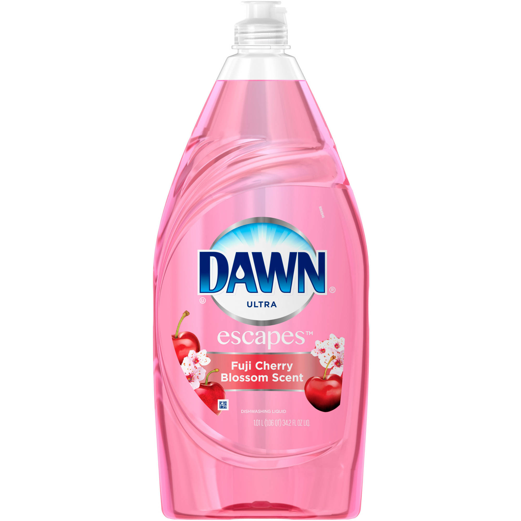 Dawn Ultra Fuji Cherry Blossom Dishwashing Liquid, 38 fl oz