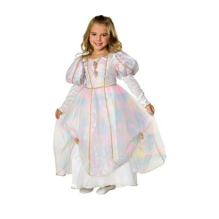 Costumes For All Occasions Ru882047Md Rainbow Princess Medium