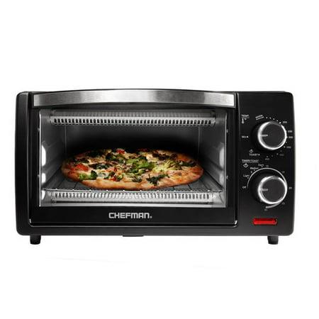 Chefman 4-Slice Toaster Oven