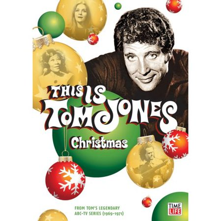 This Is Tom Jones Christmas (Music DVD) (Amaray