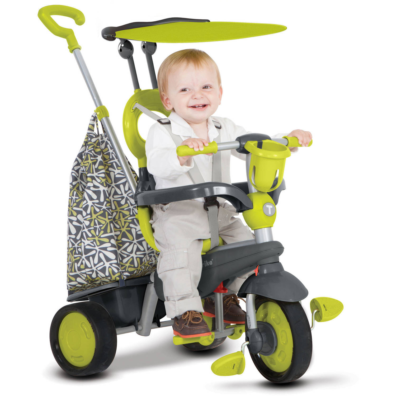 smarTrike Groove 4-in-1 Tricycle