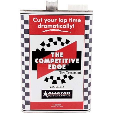 - Allstar Performance Competitive Edge Tire Treatment 1 gal Can P/N 78105