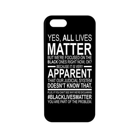 Ganma Black Lives Matter Rubber Case For Iphone X 10 5 8 Inch
