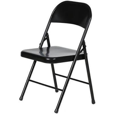 Plastic Development Group Heavy Duty Steel Folding Chair