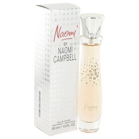 Naomi By Naomi Campbell Eau De Toilette Spray 1 Oz