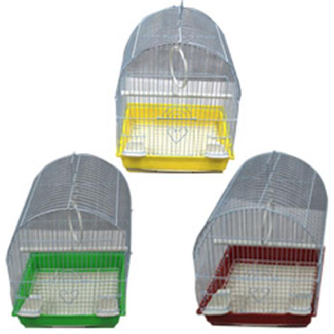 Iconic Pet Assortment YA Dome Top Bird Cage Assorted - Sm...