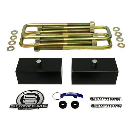 Supreme Suspensions - Silverado + Sierra 1500 Lift Kit 2