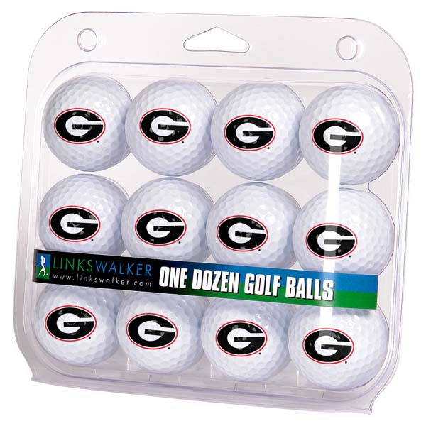 Georgia Dozen Golf Balls