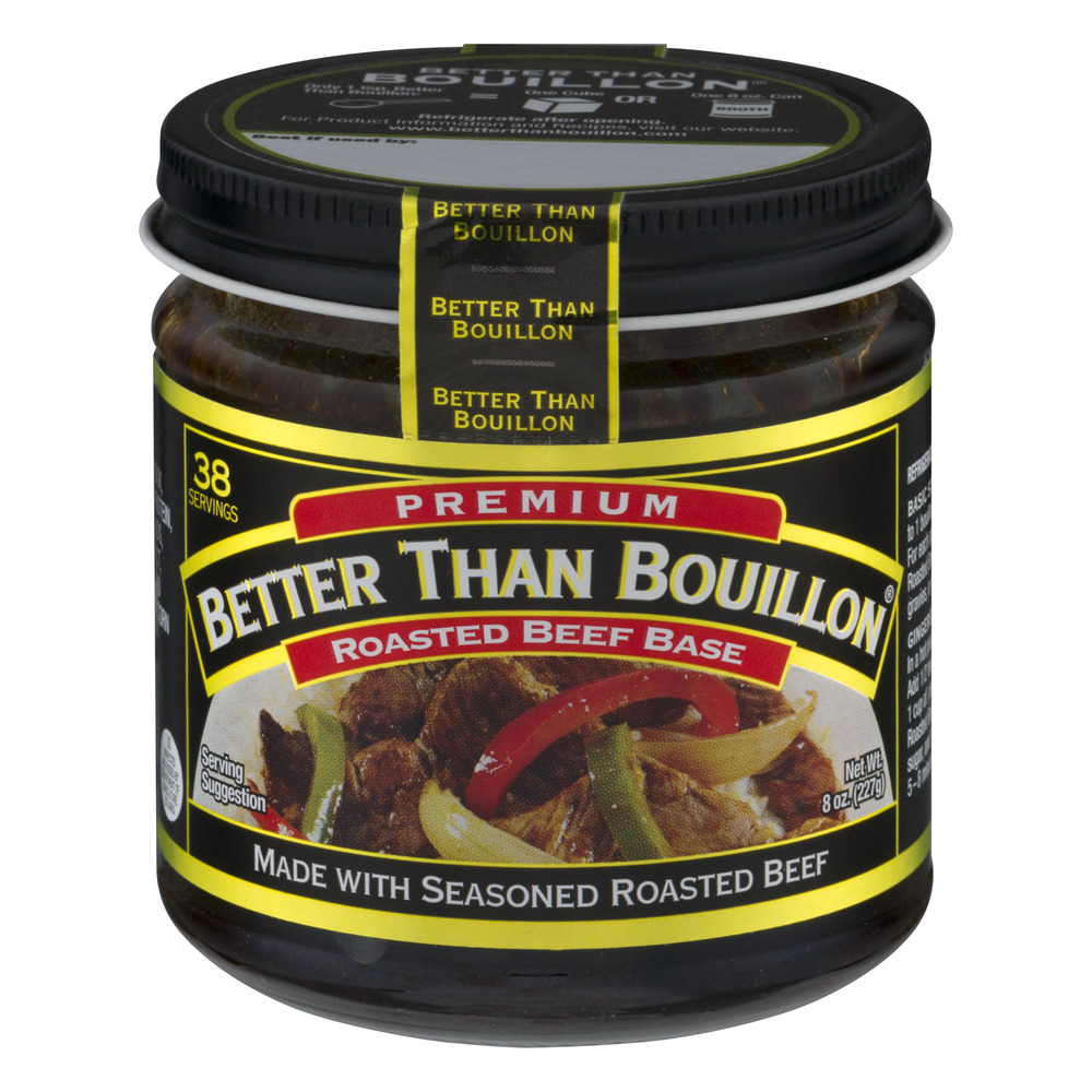 Better Than Bouillon Premium Roasted Beef Base, 8.0 OZ