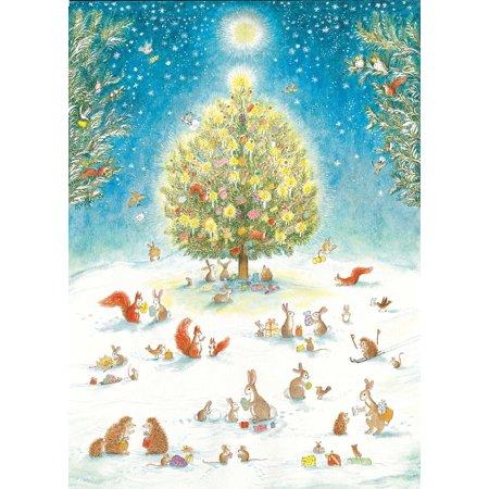 A Woodland Christmas Advent Calendar (Other) ()
