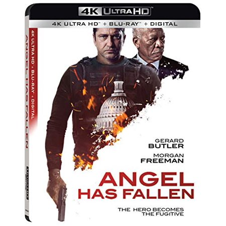 Fallen Angel Make Up (Angel Has Fallen (4K Ultra HD + Blu-ray + Digital)