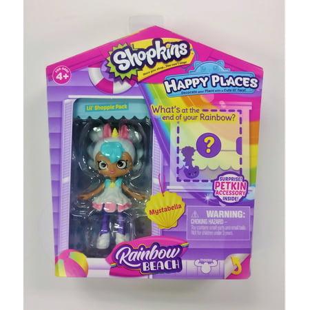Shopkins Happy Places Mystabella Doll