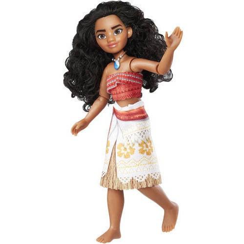 Disney Moana of Oceania and Pua Figure