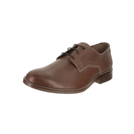 Hush Puppies Men's Glitch Parkview Perforated Oxford Shoe