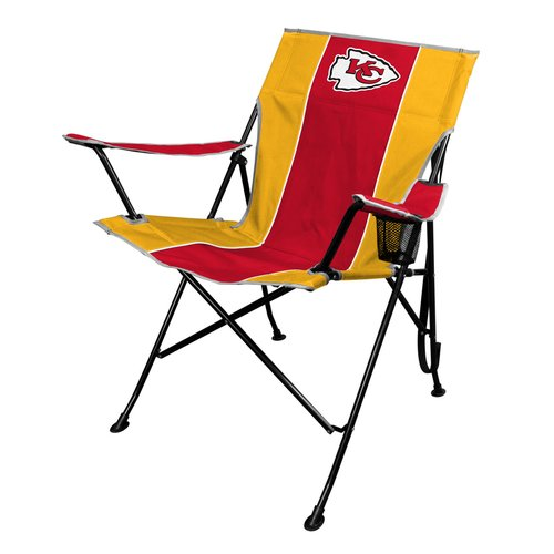 NFL Kansas City Chiefs Tailgate Chair by Rawlings