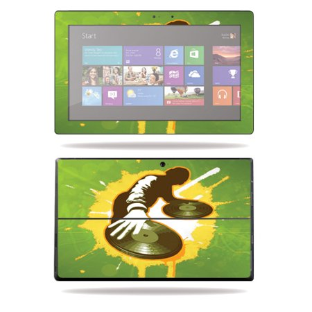 Skin Decal Wrap For Microsoft Surface Pro Tablet Sticker Sonic Dj