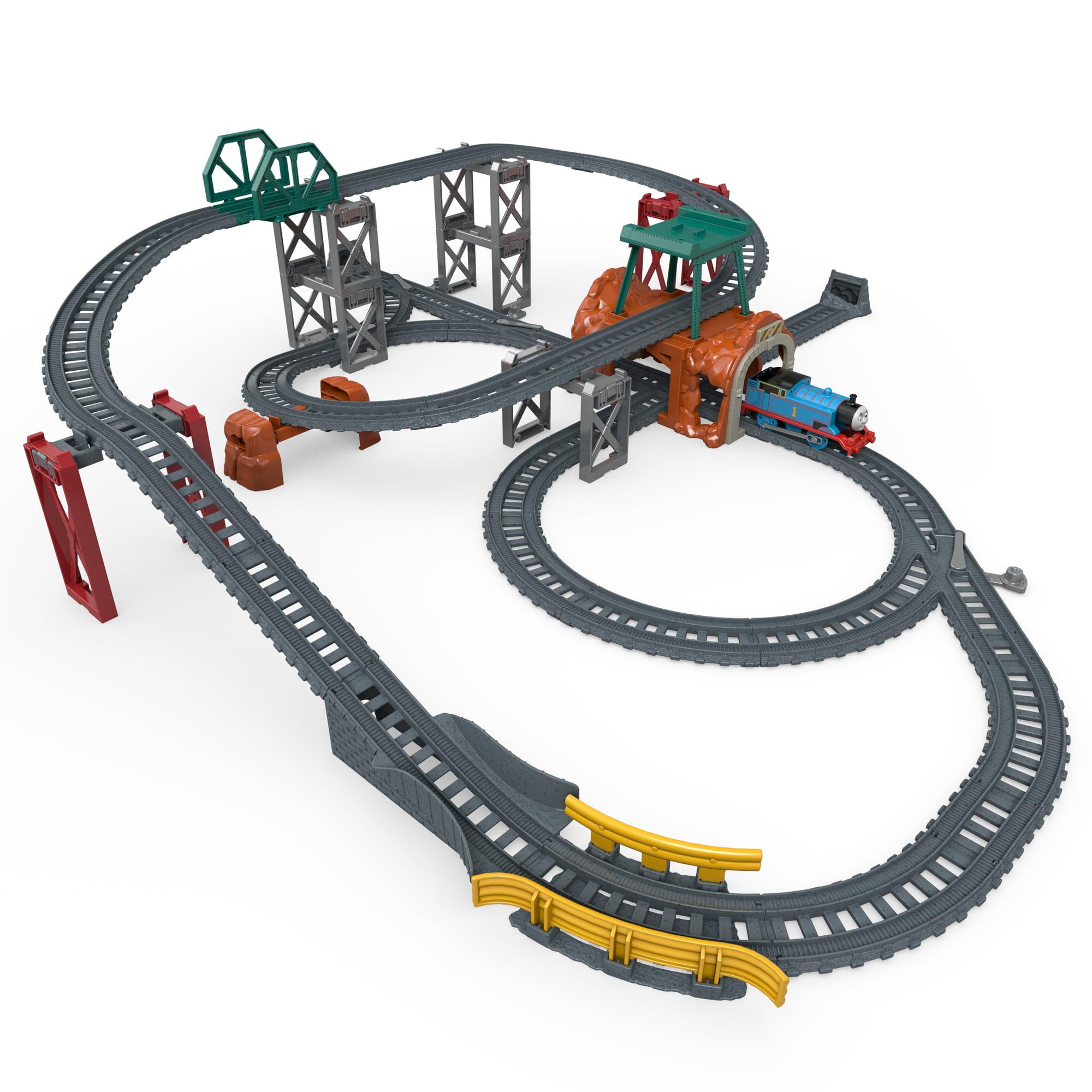 Thomas Friends Trackmaster 5 In 1 Track Builder Set Walmart