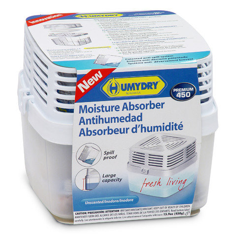 Humydry Premium 15.9 oz. Unscented Moisture Absorber