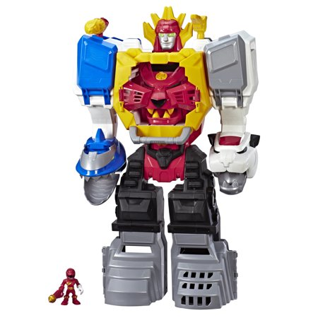 Playskool Heroes Power Rangers Power Morphin Megazord, 3 Inch Action Figure
