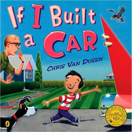 If I Built a Car (Towing A Car Backwards On A Car Dolly)