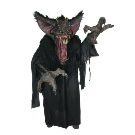 Female Bat Costume (Halloween Gruesome Bat Creature Reacher Adult)