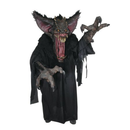 Halloween Gruesome Bat Creature Reacher Adult Costume