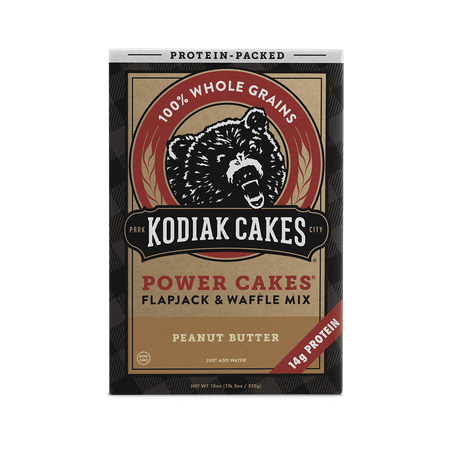 Kodiak Cakes Power Cakes Peanut Butter Pancake and Waffle Mix 18