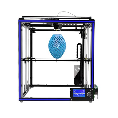 Tronxy X5S DIY 3D Printer Kits Dual Z Axis Large Print Size 330 * 330 * 400mm with LCD12864 Screen Metal Frame High
