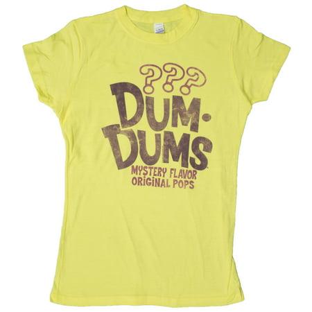 Juniors Retro Style Dum Dums Original Pops Mystery Flavor - Dum Dums Mystery Flavor