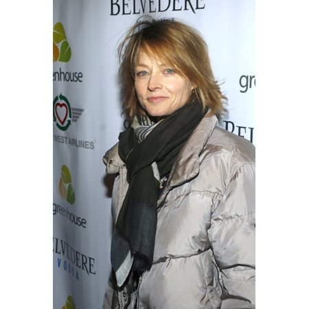 Jodie Foster At Arrivals For Phoebe In Wonderland Cotton Market World Premiere Party Sundance Film Festival Park City Ut January 20 2008 Photo By James AtoaEverett Collection - Party City Ut