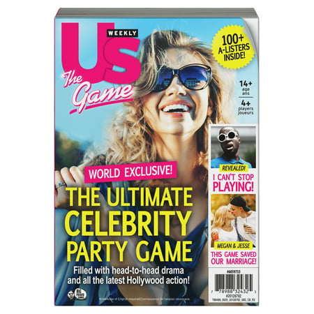 Big Potato Games Us Weekly - The Ultimate Celebrity Party Game