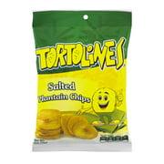 Tortolines Salted Plantain Chips, 2.5 Oz.