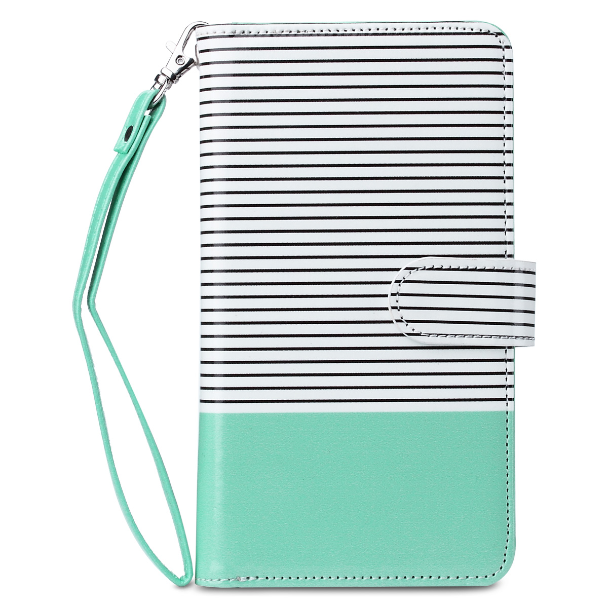 iPhone 6 6S Plus Case (5.5 inch),ULAK Fashion Synthetic Leather Magnet Wallet Flip Case Cover ...