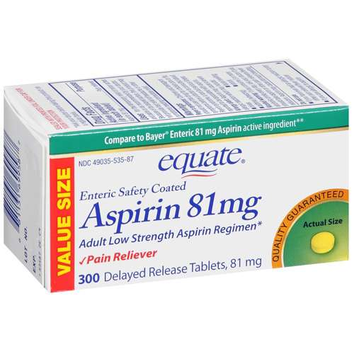 Aspirin 81 Mg Heart