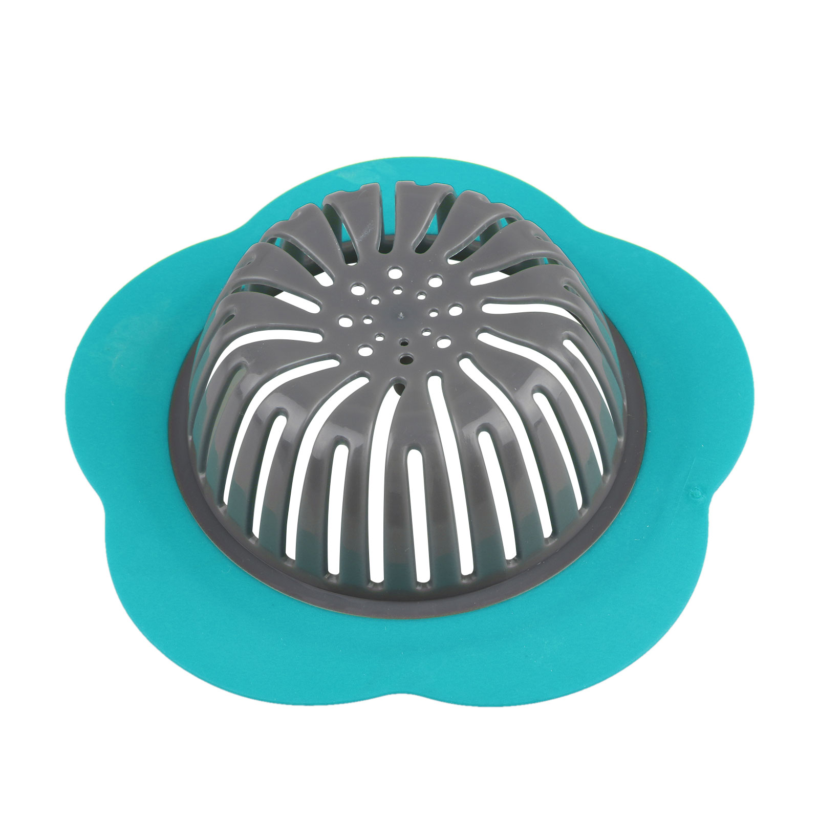 Flower Sink Strainer Kitchen Drain Sink Filter Bathroom Drainage Hair Trap Cover