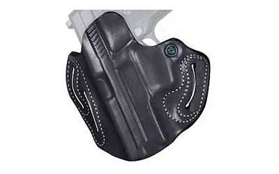 "Desantis Speed Scabbard Belt Holster, Fits 4"" FN Herstal FNX-40, FNX-9, Left Hand, Black New by"