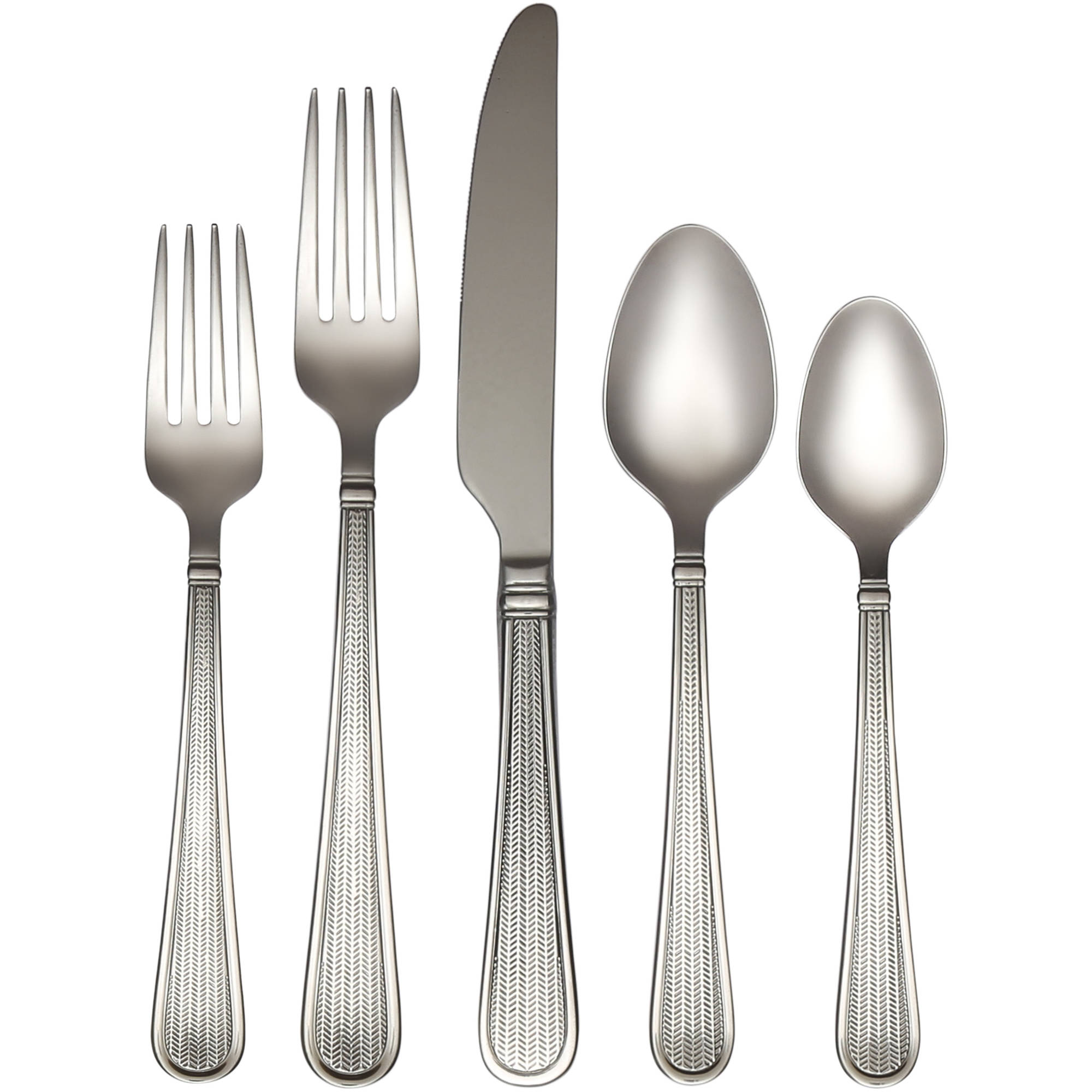 Cambridge Fairhaven Mirror 20-Piece Flatware Set by Cambridge